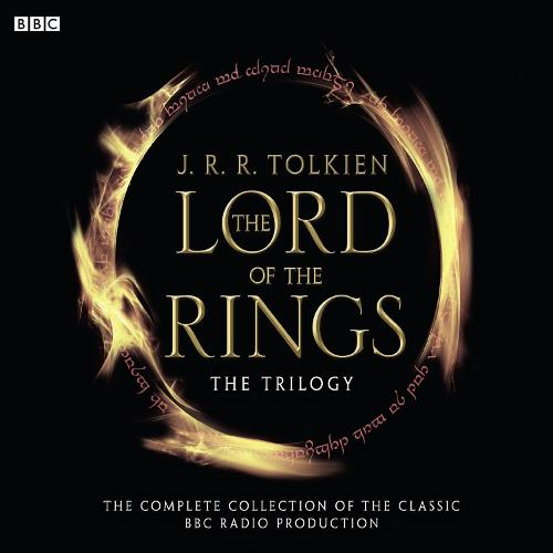 """The The Lord of the Rings: The Trilogy: The Lord Of The Rings: The Trilogy """"The Fellowship of the Ring"""", """"The Two Towers"""", """"The Return of the King"""" (CD-Audio)"""