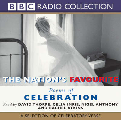The Nation's Favourite Poems of Celebration: Selection of Celebratory Verse - BBC Radio Collection (CD-Audio)