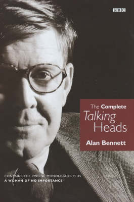 """The Complete """"Talking Heads"""" (Paperback)"""