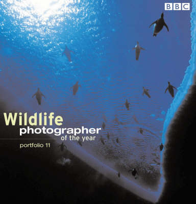 Wildlife Photographer Of The Year Portfolio 11 (Hardback)