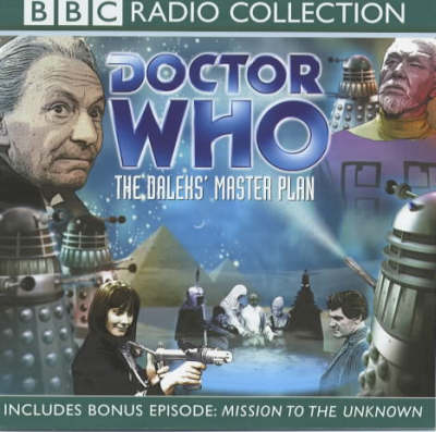 Doctor Who: The Daleks' Master Plan - Doctor Who (CD-Audio)