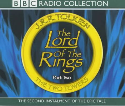 The Lord of the Rings: Two Towers v.2 (CD-Audio)