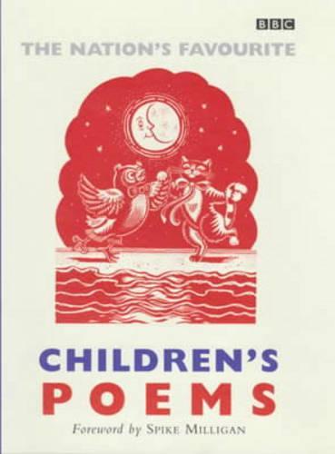 Nation's Favourite Children's Poems (Hardback)