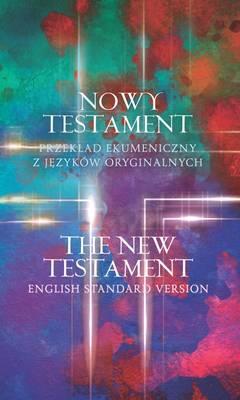 Polish (polski) - English Dual Language New Testament: Polish ecumenical Bible translation and English Standard Version (ESV) (Hardback)