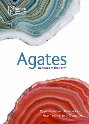 Agates: Treasures of the Earth (Hardback)