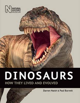 Books on dinosaurs the prehistoric world waterstones dinosaurs how they lived and evolved 2016 fandeluxe Image collections