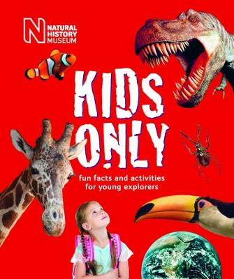 Kids Only: Fun facts and activities for young explorers (Spiral bound)