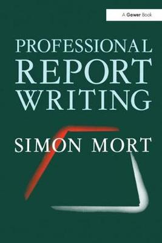 Professional Report Writing (Hardback)