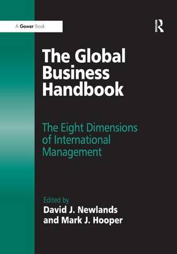The Global Business Handbook: The Eight Dimensions of International Management (Hardback)