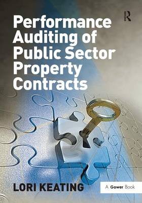 Performance Auditing of Public Sector Property Contracts (Hardback)