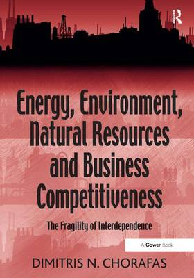 Energy, Environment, Natural Resources and Business Competitiveness: The Fragility of Interdependence (Hardback)