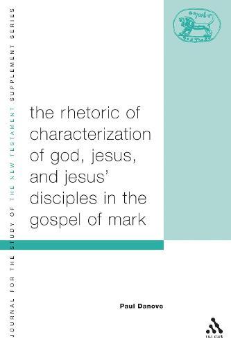 Rhetoric of Characterization of God (Paperback)
