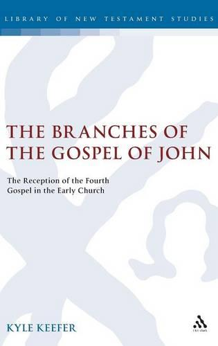 The Branches of the Gospel of John: The Reception of the Fourth Gospel in the Early Church (Hardback)