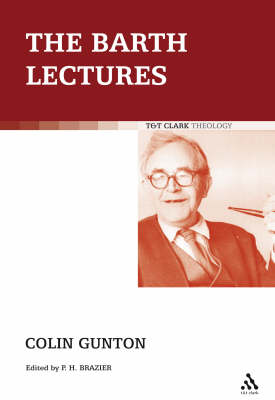 The Barth Lectures (Hardback)