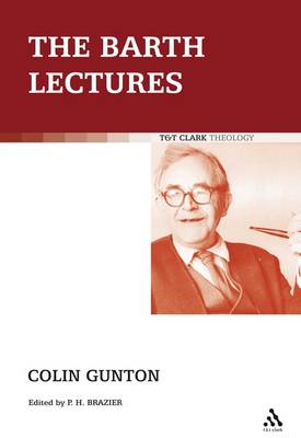 The Barth Lectures (Paperback)