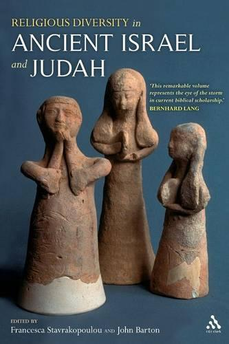 Religious Diversity in Ancient Israel and Judah (Paperback)