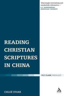 Reading Christian Scriptures in China (Hardback)