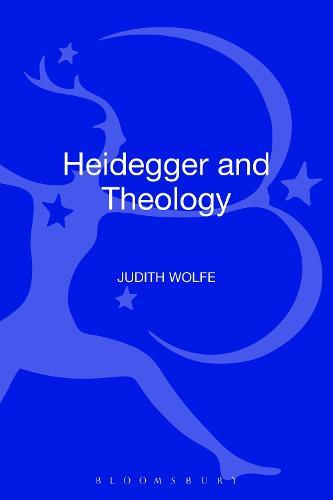 Heidegger and Theology - Philosophy and Theology (Hardback)