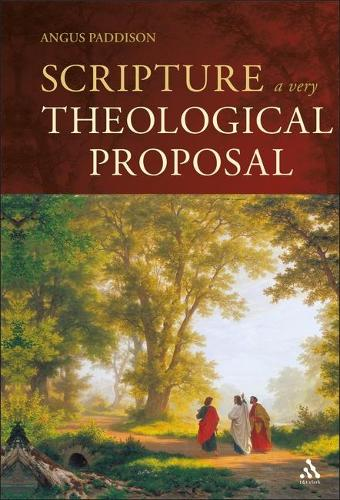 Scripture: A Very Theological Proposal (Paperback)