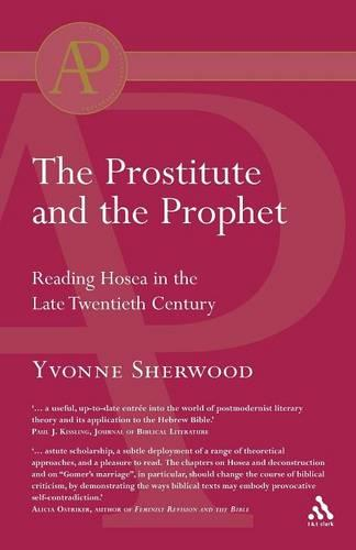 The Prostitute and the Prophet: Hosea's Marriage in Literary-theoretical Perspective (Paperback)