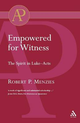 Empowered for Witness (Paperback)