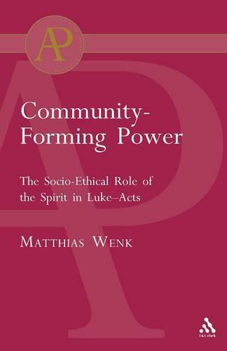 Community-Forming Power (Paperback)