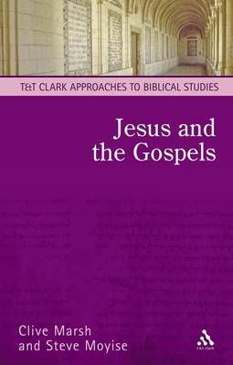 Jesus and the Gospels: An Introduction - T&T Clark Approaches to Biblical Studies (Paperback)