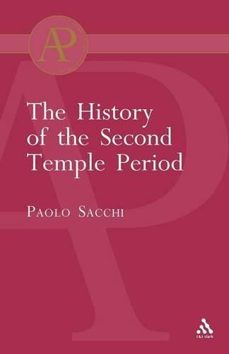 The History of the Second Temple Period (Paperback)