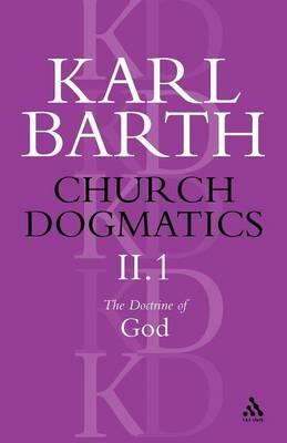 Church Dogmatics Classic Nip II.1 (Paperback)