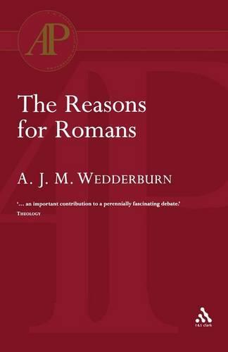 The Reasons for Romans (Paperback)