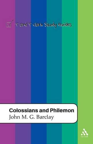 Colossians And Philemon (Paperback)