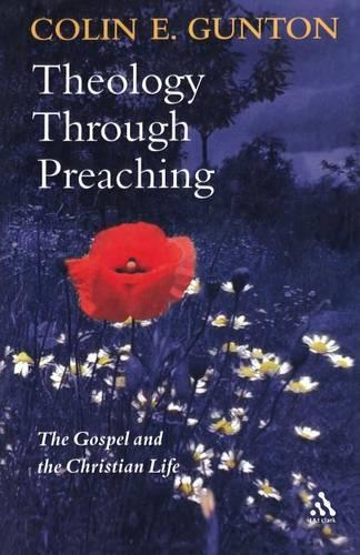 Theology Through Preaching (Paperback)