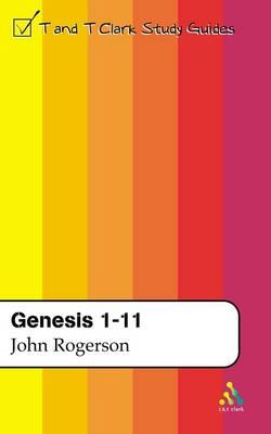 Genesis 1-11 - T&T Clark Study Guides S. (Paperback)