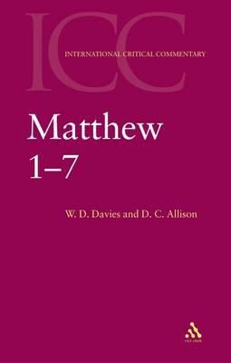 Matthew 1-7 (Paperback)