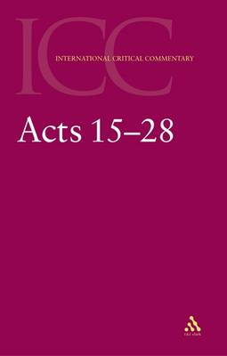 Acts 15-25 (Paperback)