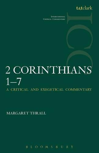 II Corinthians 1-7 (Paperback)