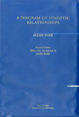 A Diagram of Synoptic Relationships (Paperback)