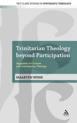 Trinitarian Theology Beyond Participation: Augustine's De Trinitate and Contemporary Theology - T&T Clark Studies in Systematic Theology (Hardback)