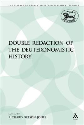 Double Redaction of the Deuteronomistic History (Paperback)