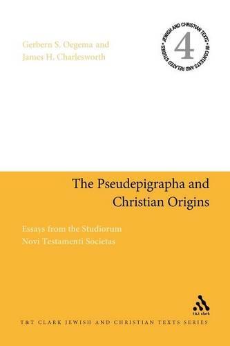 Pseudepigrapha and Christian Origins (Paperback)