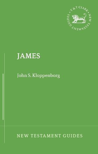 James (New Testament Guides) - New Testament Guides (Paperback)