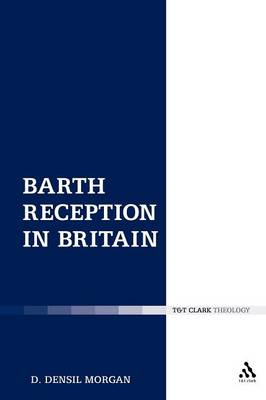 Barth Reception in Britain (Paperback)