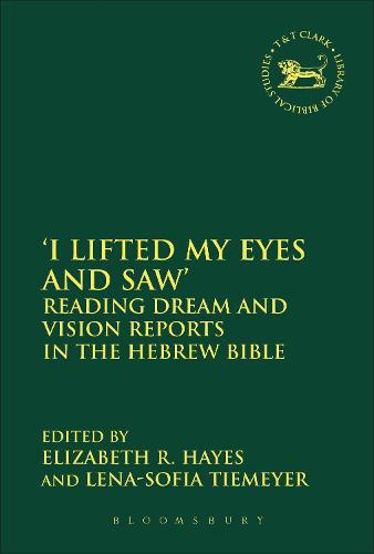 'I Lifted My Eyes and Saw': Reading Dream and Vision Reports in the Hebrew Bible - The Library of Hebrew Bible/Old Testament Studies (Hardback)