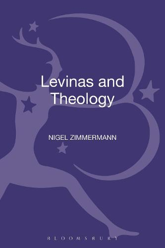 Levinas and Theology - Philosophy and Theology (Hardback)