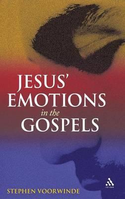Jesus' Emotions in the Gospels (Hardback)