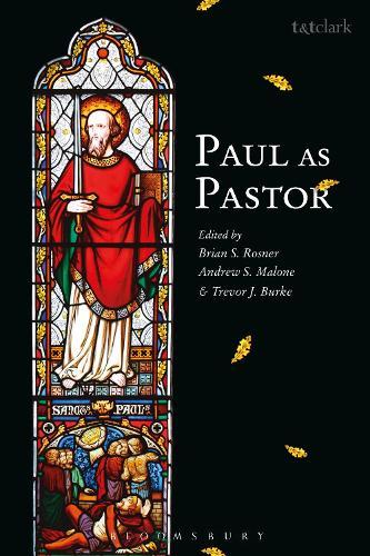 Paul as Pastor (Hardback)