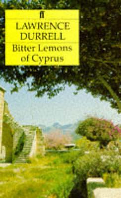 Bitter Lemons-Oe (Paperback)