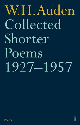 Collected Shorter Poems 1927-1957 (Paperback)