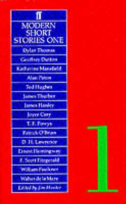Modern Short Stories I (Paperback)