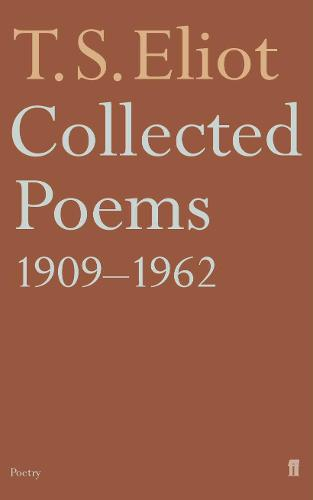 Collected Poems 1909 1962 Paperback